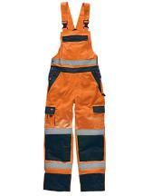 Industry Hi-Vis Bib and Brace EN20471